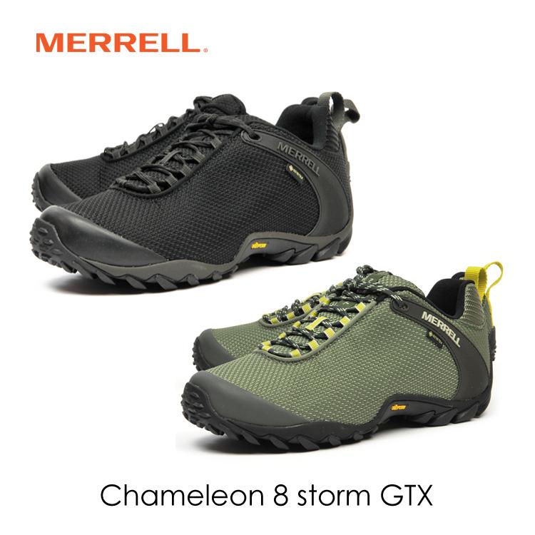 メレル MERRELL カメレオン 8 ストーム ゴアテックス CHAMELEON 8 STORM GORE-TEX 登山 ハイキング キャンプ フェス