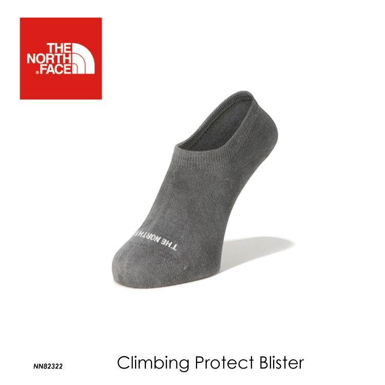 ノースフェイス国内正規品 舗 メール便対応 ノースフェイス ソックス 靴下 クライミング プロテクト Blister 爆売り ボルダリング NN82023 Protect Climbing NN82022 ブリスター