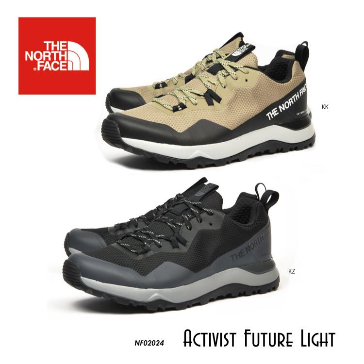 THE NORTH FACE ノースフェイス Activist Future Light アクティビストフューチャーライト NF02024 2020SS 国内正規品 USA企画 スニーカー