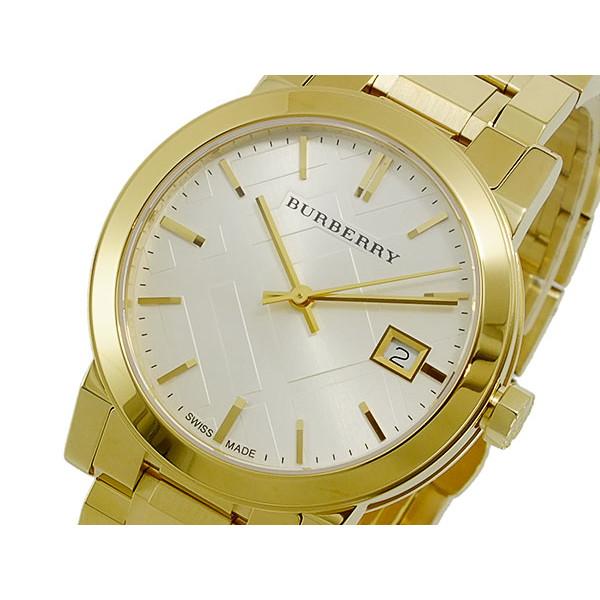 バーバリー BURBERRY 腕時計 レディース シルバー×ゴールド