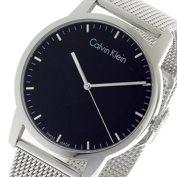 カルバンクライン Calvin Klein 腕時計 メンズ ブラック