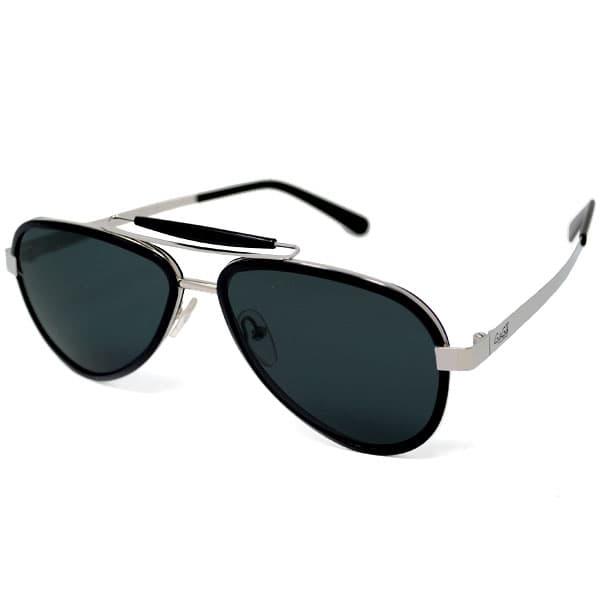ガガミラノ GaGa MILANO サングラス メンズ レディース ユニセックス チタン ティアドロップ ブラック 54サイズ