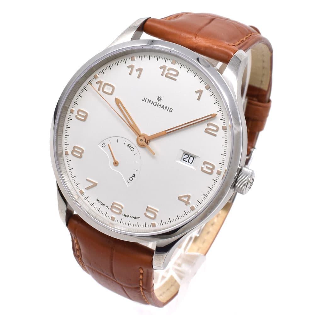 ユンハンス JUNGHANS 腕時計 メンズ オートマチック 自動巻き オートマティック Attache Automatic アタッシェ オートマティック