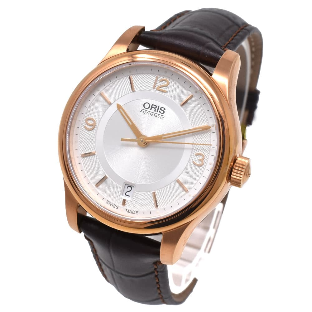 オリス ORIS 腕時計 メンズ オートマチック 自動巻き オートマティック CLASSIC クラシック
