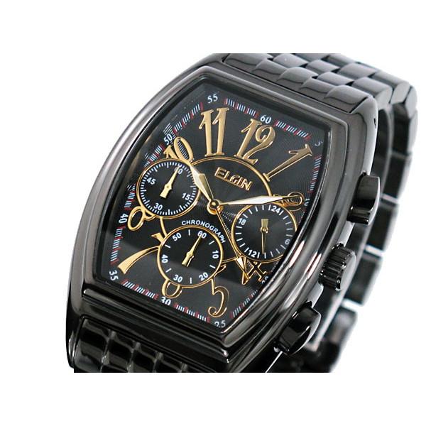 エルジン ELGIN 腕時計 メンズ クロノグラフ