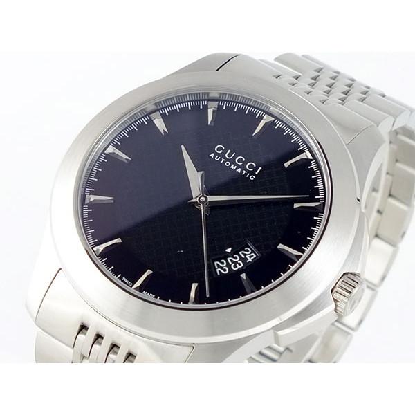 グッチ GUCCI 腕時計 メンズ 自動巻き Gタイムレス