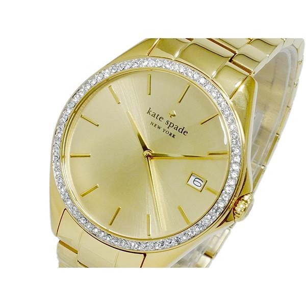 ケイトスペード KATESPADE 腕時計 レディース ゴールド シーポート