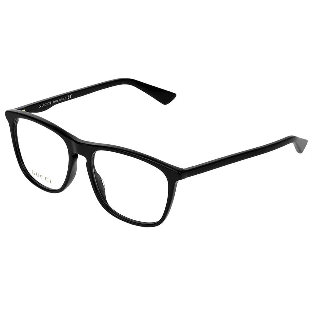 グッチ GUCCI メガネフレーム 眼鏡フレーム レディース メンズ ユニセックス ウエリントン型 スクエア型