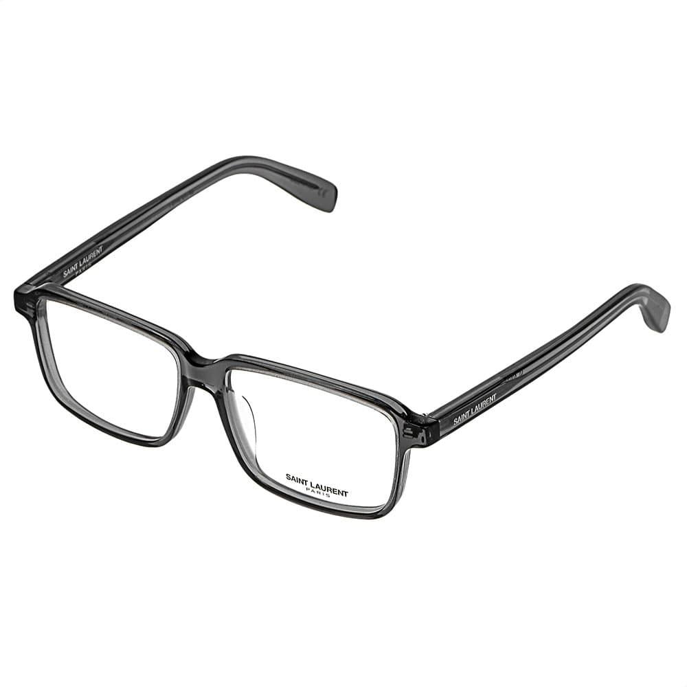 イブサンローラン YVES SAINT LAURENT メガネフレーム 眼鏡フレーム メンズ スクエア型 ウェリントン型