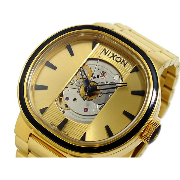 ニクソン NIXON 腕時計 メンズ 自動巻き キャピタル オートマティック