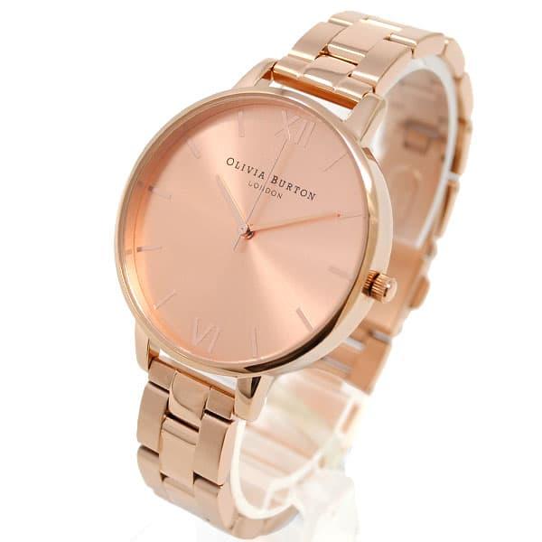 オリビアバートン OLIVIA BURTON 腕時計 レディース ピンクゴールド