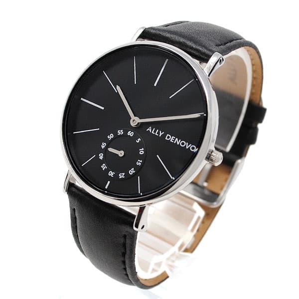 アリーデノヴォ ALLY DENOVO 腕時計 メンズ レディース ユニセックス レザーrWdBxCoe