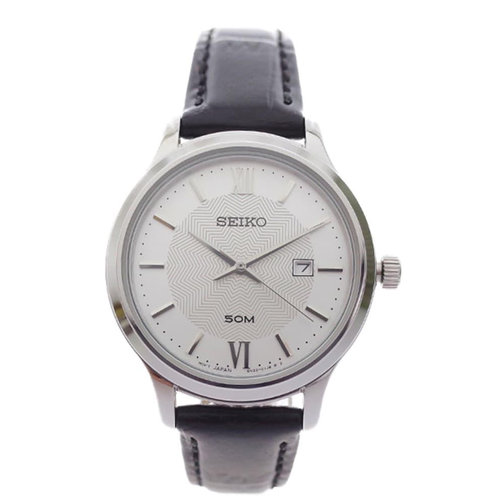 価格 最大ポイント22倍 ギフトラッピング対応 プレゼント包装対応 セイコー レディース 腕時計 エントリーでポイント10倍6 SEIKO 使い勝手の良い シルバー 20時~ 22 ブラック