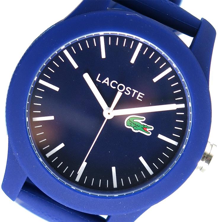 ラコステ Lacoste 腕時計 レディース ネイビー