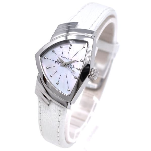 ハミルトン HAMILTON 腕時計 レディース レザー ベンチュラ