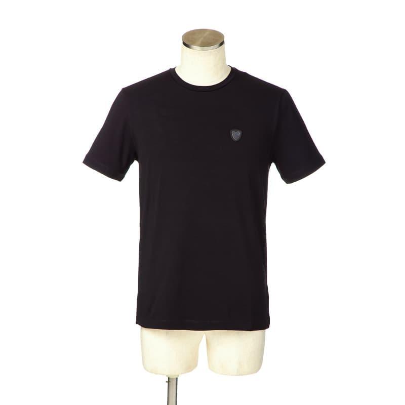 EA7 エンポリオアルマーニ EA7 EMPORIOARMANI Tシャツ カットソー メンズ 半袖 クルーネック ロゴバックプリント Lサイズ