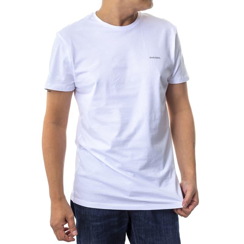 最大ポイント22倍 ギフトラッピング対応 ファッション通販 プレゼント包装対応 ディーゼル メンズ 半袖 Tシャツ3枚セット エントリーでポイント10倍6 ロゴ 在庫限り アンダーウェアー クルーネック 22 DIESEL 20時~ 3枚組 Sサイズ