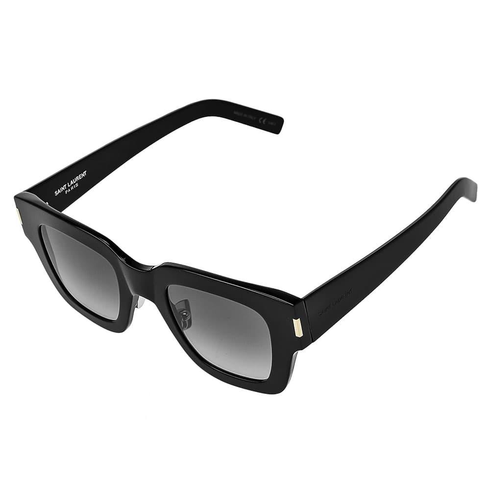 イブサンローラン YVES SAINT LAURENT サングラス レディース メンズ ユニセックス スクエア型 ウエリントン型
