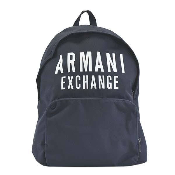 アルマーニエクスチェンジ ARMANI EXCHANGE バックパック リュックサック メンズ ロゴ NV BACKPACK