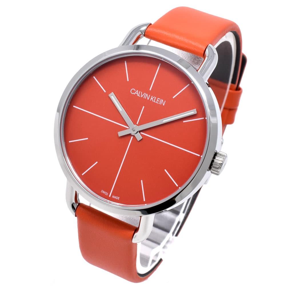 [最大ポイント32倍][即日発送]ギフトラッピング対応 プレゼント包装対応 カルバンクライン メンズ レディース ユニセックス レザー 腕時計 カルバンクライン Calvin Klein 腕時計 メンズ レディース ユニセックス レザー