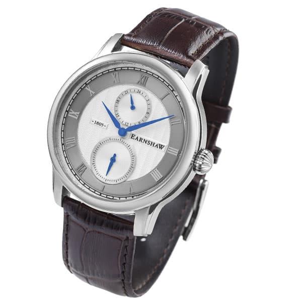 最大ポイント16倍 ギフトラッピング対応 プレゼント包装対応 アーンショウ メンズ 人気上昇中 EARNSHAW クォーツ 腕時計 クオーツ アナログ表示 激安卸販売新品