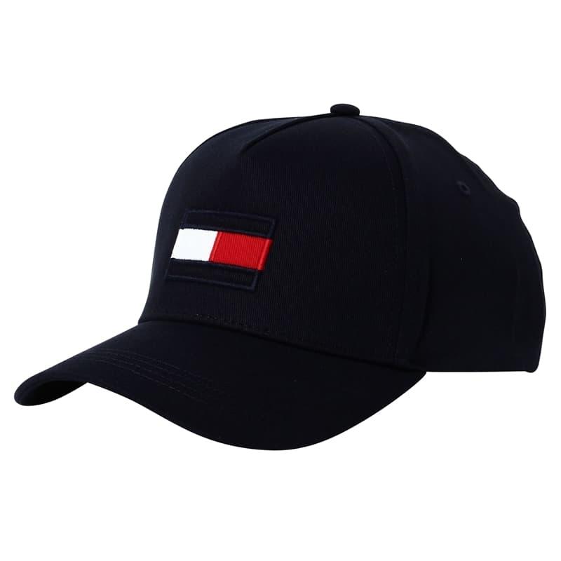 最大ポイント16倍 人気の製品 ギフトラッピング対応 プレゼント包装対応 トミーヒルフィガー メンズ レディース ユニセックス ロゴ Sky お金を節約 Desert ベースボールキャップ HILFIGER 無地 TOMMY UVカット 野球帽子