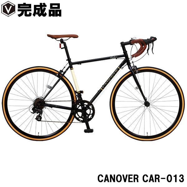 【7/25は当店発行ポイント5倍】ロードバイク 自転車 完成品 700c(約27インチ) ロードレーサー シマノ14段変速 超軽量 クロモリフレーム CANOVER カノーバー CAR-013 ORPHEUS オルフェウス