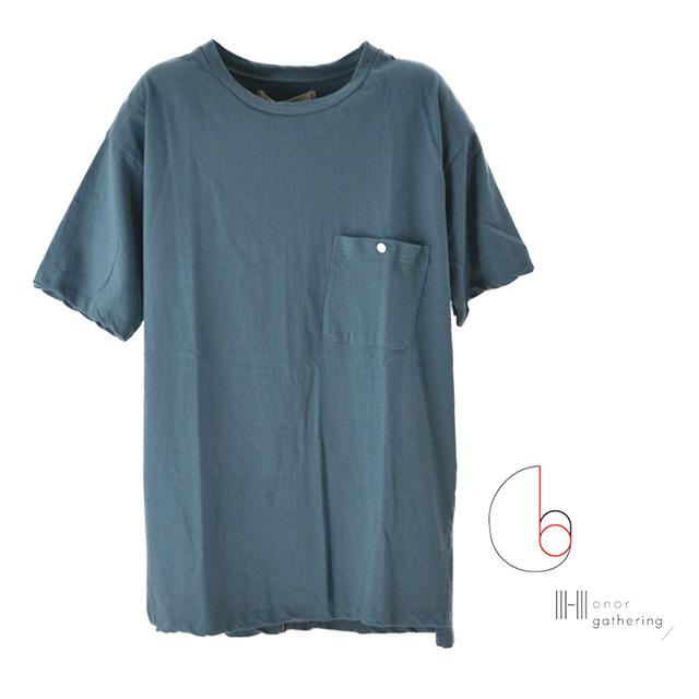 オナーギャザリング ポケットTシャツ メンズ Honor gathering