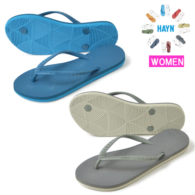 eef0f8862b43 High Ann HAYN TONAL COLLECTION beach sandal men gap Dis fashion rubber  rubber Sea flat Hawaii which I do not have a pain in is easy to walk around