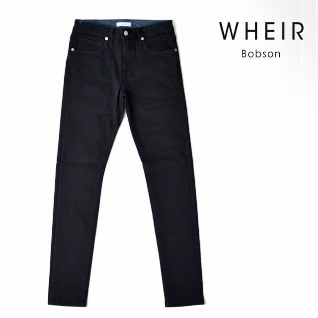 e9de8ee906 store Volk: Wear Bobson WHEIR Bobson skinny pants men black hyper stretch denim  black inseam 80 MEN'S BLACK SKINNY JEANS WH-H-009 | Rakuten Global Market