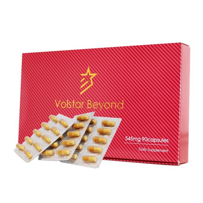 公式/自信増大サプリメント Volstar Beyond(ヴォルスタービヨンド) 1箱 [L-シトルリン/L-アルギニン/亜鉛/マカ配合]