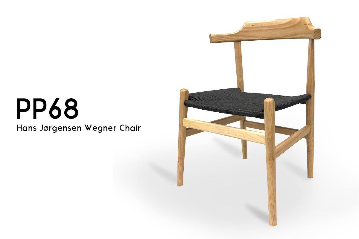 PP68 アームチェア ハンス J ウェグナー 北欧 ダイニングチェア リビング デスクチェア 木製 無垢 天然木 ラウンドチェア Hans Wegner ペーパーコード 20時~8 P-8 1時59分 イス エントリーで最大15倍 無垢材 訳ありセール 格安 8 単品 4 安い 激安 プチプラ 高品質 リプロダクト おしゃれ 11 ウッド