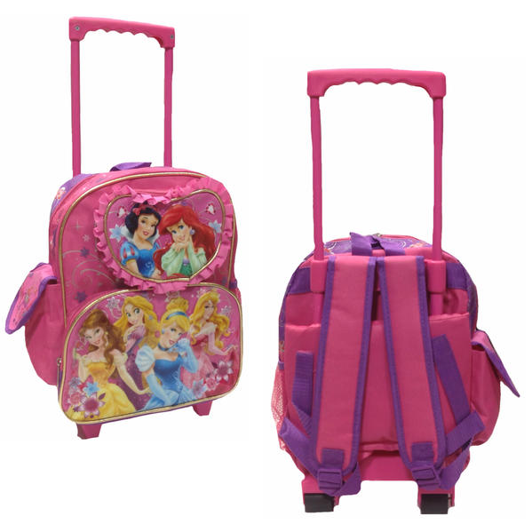 vs-vs66 | Rakuten Global Market: Disney Princess rolling backpack ...