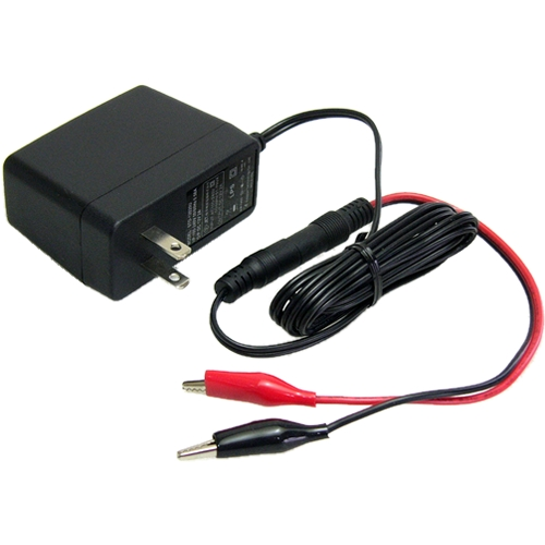 激安通販専門店 お得クーポン発行中 当日発送 カーオーディオ等の動作チェックに 家庭用12V2A電源アダプター