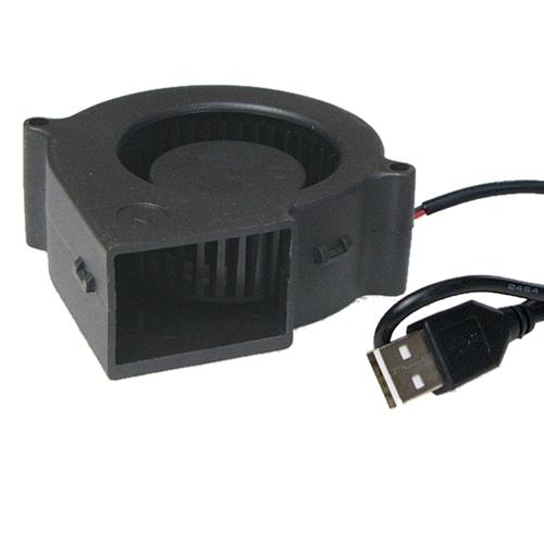当日発送 USBに挿すだけ USBFAN 7.5cm DC5V 0.4A 本店 厚さ3cm 在庫一掃 DCブロアファン
