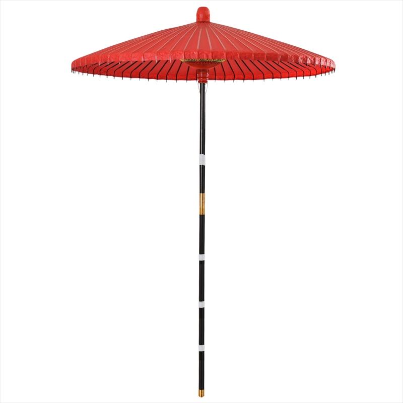 よさこい 野点傘 長傘 手開き 小