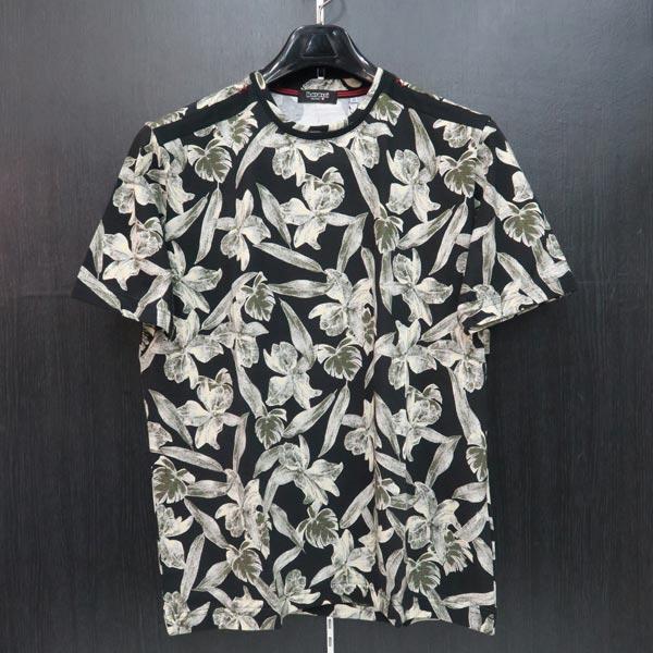 入手困難 2020年夏モデル バラシ 半袖Tシャツ 黒 48 50 L barassi 3250-2557-21 卸売り LL