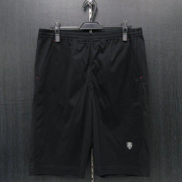 バーニヴァーノ ショートパンツ 黒 M/Lサイズ BSS-HSH2899-09 BARNI VARNO
