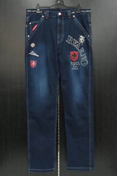 バーニヴァーノ ミドルライズジーンズ 82-95cm BAW-IJZ3475-67