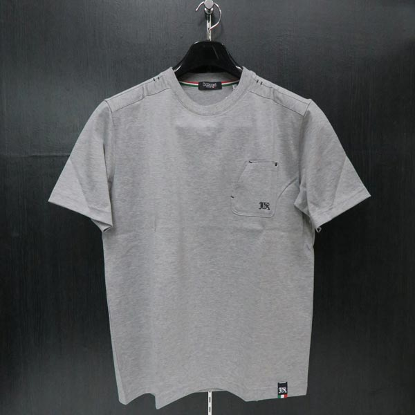 バラシ 半袖Tシャツ グレー 48/50 L/LL 2250-2553-30 barassi