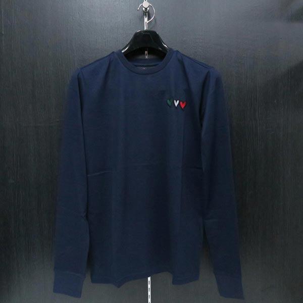スウィートイヤーズ 長袖Tシャツ 48サイズ 紺 3191-2005-53