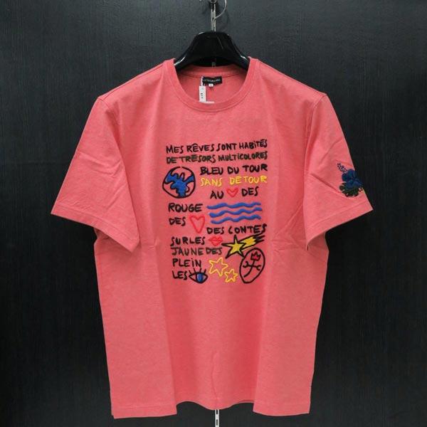 カステルバジャック 半袖Tシャツ 50サイズ 21170-109-80 夏物