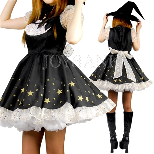 w-freedom | Rakuten Global Market: Witch costume dress cosplay ...