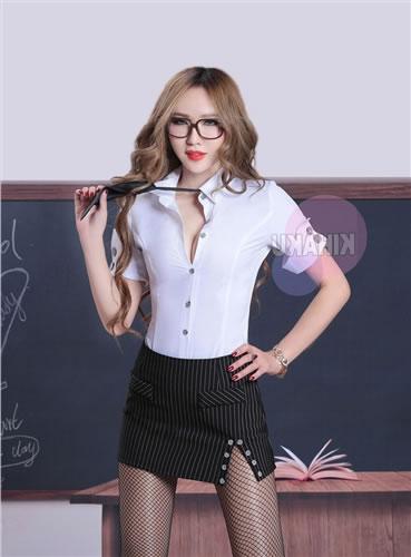Sexy teacher outift