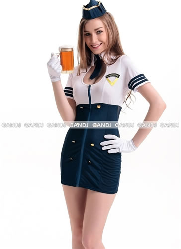 Sexy police series? ?Extreme popularity work uniform Koss! It is the sexy policewoman police costume of the body-conscious tight Mini One peace type?  sc 1 st  Rakuten & w-freedom | Rakuten Global Market: Policewoman police costume ...