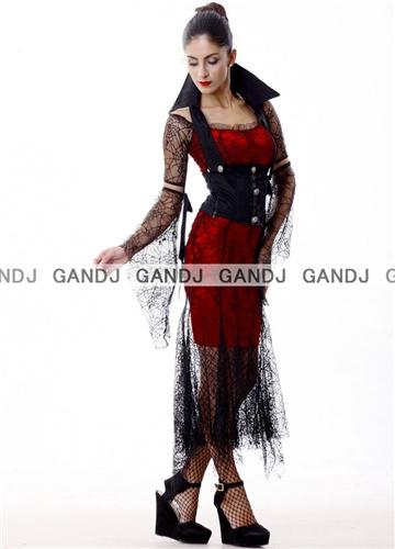 sexy atmosphere drifts in a Gothic v&ire dress costume is!  sc 1 st  Rakuten & w-freedom | Rakuten Global Market: Vampire Devil witch cosplay ...