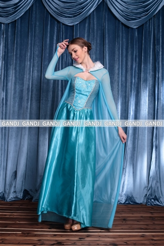 Ana snow party costume! ? course that popular Princess! Anna wears very cute and the snow Queen Elsa costume is!  sc 1 st  Rakuten & w-freedom | Rakuten Global Market: Ana Snow Princess Elsa Elsa ...