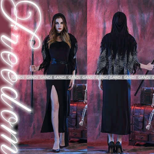 W Freedom Witch God Of Death Costume Freedom Sale Sale Of The