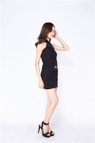 d1c1e1729 ☆It is the popular mini-qipao which cute sexy can dress well by chest  opening♪