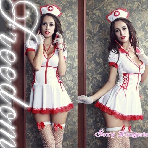 990112e0277f0 w-freedom: Nurse nurse costume ☆ freedom sale sale with the ...